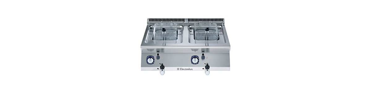 17_2X7 LITRE GAS FRYER TOP