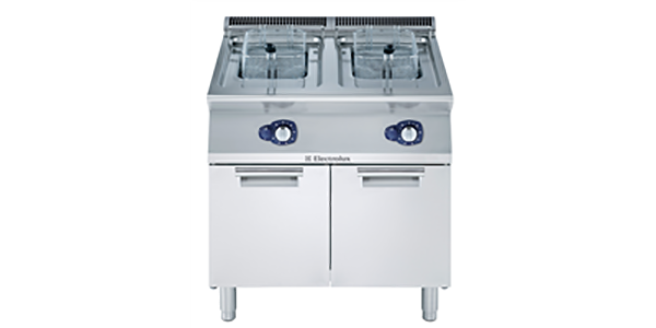 19_2X15 LITRE GAS FRYER