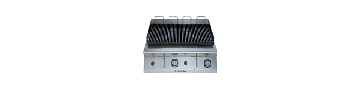 30_GAS ELECTRIC GRILL TOP