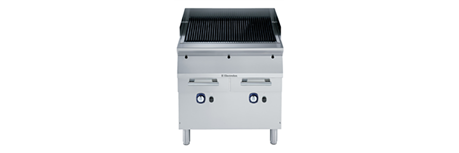 32_GAS ELECTRIC  GRILL ON BASE