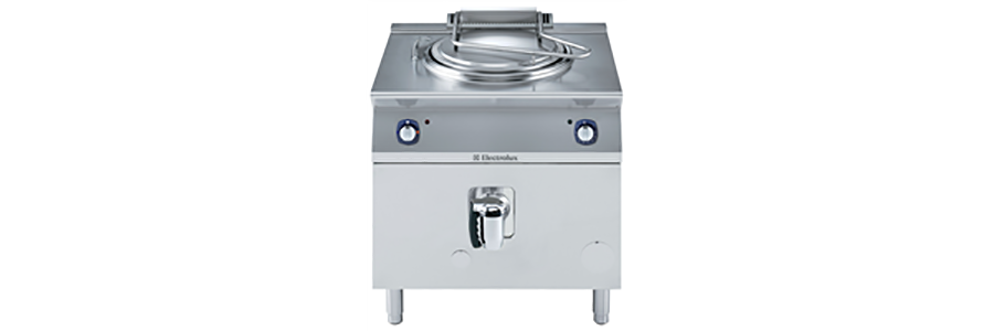 36_GAS ELECTRIC DIRECT BOILING PAN
