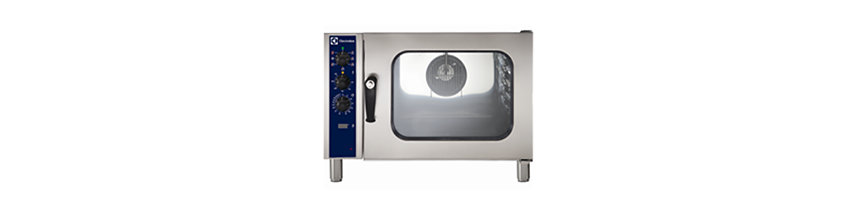 39_ELECTRIC GAS CONVECTION OVEN 6 GN 11