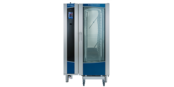 44_ELECTRIC GAS COMBI OVEN 20 GN 11 LW
