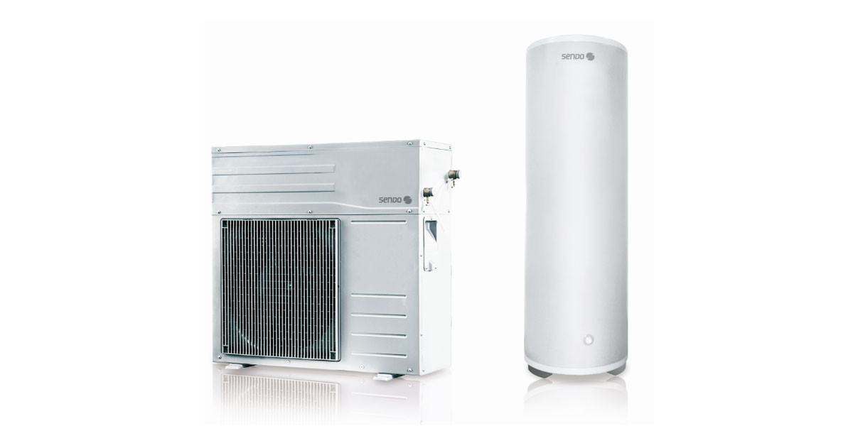 RAC_sanitary_heat_pump_split_type